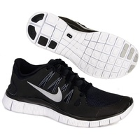 Nike Free Run 3 Schwarz Damen