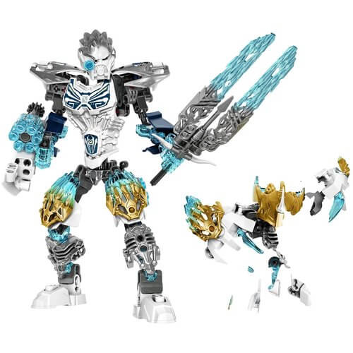 Lego Bionicle Kopka and Melum